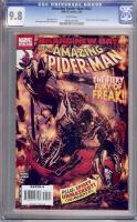 Amazing Spider-Man #554 CGC 9.8 w