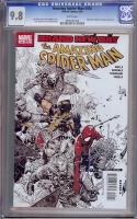 Amazing Spider-Man #555 CGC 9.8 w