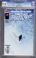 Amazing Spider-Man #556 CGC 9.8 w