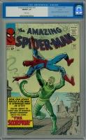 Amazing Spider-Man #20 CGC 9.8 w Curator