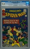 Amazing Spider-Man #27 CGC 9.8 ow/w Pacific Coast