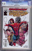 Amazing Spider-Man #558 CGC 9.8 w