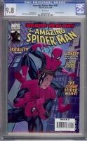 Amazing Spider-Man #562 CGC 9.8 w