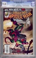 Amazing Spider-Man #571 CGC 9.8 w