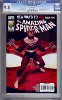 Amazing Spider-Man #572 CGC 9.8 w