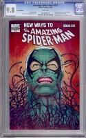 Amazing Spider-Man #573 CGC 9.8 w Variant Edition