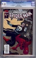 Amazing Spider-Man #577 CGC 9.8 w