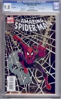 Amazing Spider-Man #577 CGC 9.8 w Variant Edition