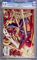 Amazing Spider-Man #582 CGC 9.8 w