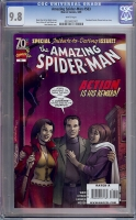 Amazing Spider-Man #583 CGC 9.8 w