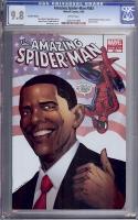 Amazing Spider-Man #583 CGC 9.8 w Fourth Printing