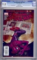 Amazing Spider-Man #588 CGC 9.8 w