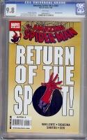 Amazing Spider-Man #589 CGC 9.8 w