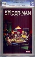 Amazing Spider-Man #590 CGC 9.8 w Variant Edition