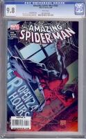 Amazing Spider-Man #592 CGC 9.8 w