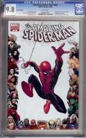Amazing Spider-Man #602 CGC 9.8 w Variant Edition