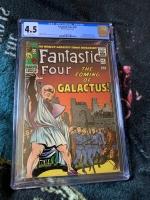 Fantastic Four #48 CGC 4.5 ow