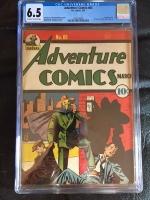 Adventure Comics #60 CGC 6.5 ow/w