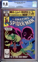 Amazing Spider-Man #224 CGC 9.8 w