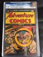 Adventure Comics #94 CGC 7.5 ow/w