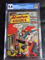 Adventure Comics #127 CGC 9.4 w