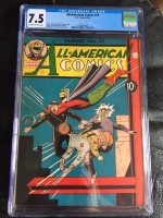 All-American Comics #29 CGC 7.5 ow/w