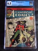 All-American Comics #31 CGC 6.5 cr/ow