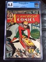 All-American Comics #55 CGC 6.5 ow/w