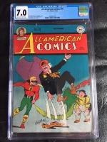 All-American Comics #78 CGC 7.0 ow/w