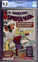 Amazing Spider-Man #24 CGC 9.2 ow/w