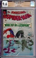 Amazing Spider-Man #29 CGC 9.6 ow/w Pacific Coast