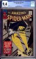 Amazing Spider-Man #30 CGC 9.4 w