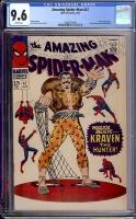 Amazing Spider-Man #47 CGC 9.6 w