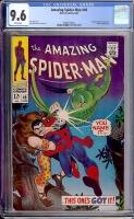 Amazing Spider-Man #49 CGC 9.6 w