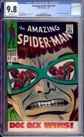 Amazing Spider-Man #55 CGC 9.8 ow