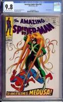 Amazing Spider-Man #62 CGC 9.8 ow/w