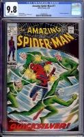 Amazing Spider-Man #71 CGC 9.8 w