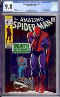 Amazing Spider-Man #75 CGC 9.8 ow/w