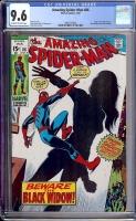 Amazing Spider-Man #86 CGC 9.6 ow/w
