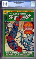 Amazing Spider-Man #107 CGC 9.8 w