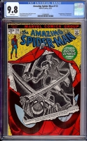 Amazing Spider-Man #113 CGC 9.8 w