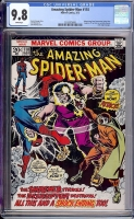 Amazing Spider-Man #118 CGC 9.8 w