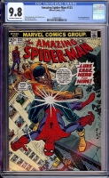 Amazing Spider-Man #123 CGC 9.8 ow/w
