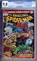 Amazing Spider-Man #132 CGC 9.8 ow/w