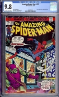 Amazing Spider-Man #137 CGC 9.8 ow/w