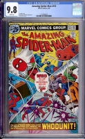 Amazing Spider-Man #155 CGC 9.8 w