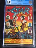 All Star Comics #11 CGC 9.0 ow/w