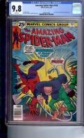 Amazing Spider-Man #159 CGC 9.8 w