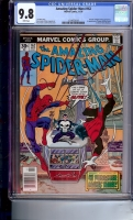 Amazing Spider-Man #162 CGC 9.8 w