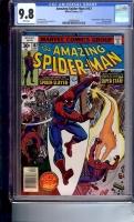 Amazing Spider-Man #167 CGC 9.8 w